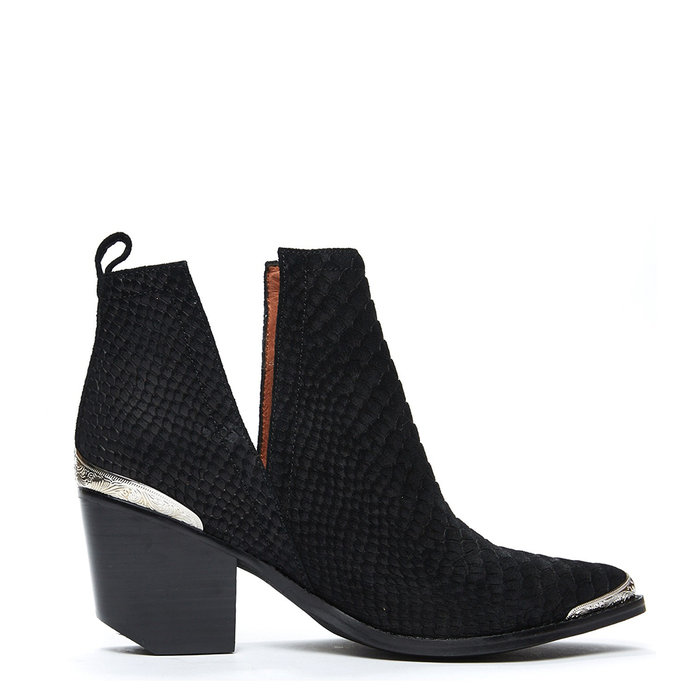 JEFFREY CAMPBELL // CROMWELL / BLACK - ::