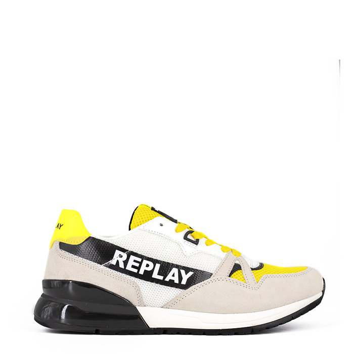 REPLAY // KENMARE / WHITE+YELLOW - ::