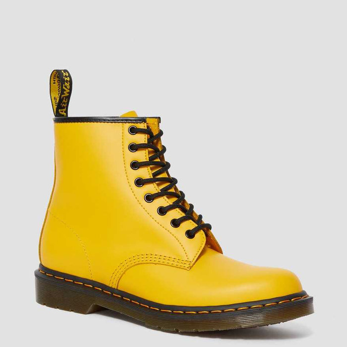 DR. MARTENS // 1460 SMOOTH / YELLOW - ::