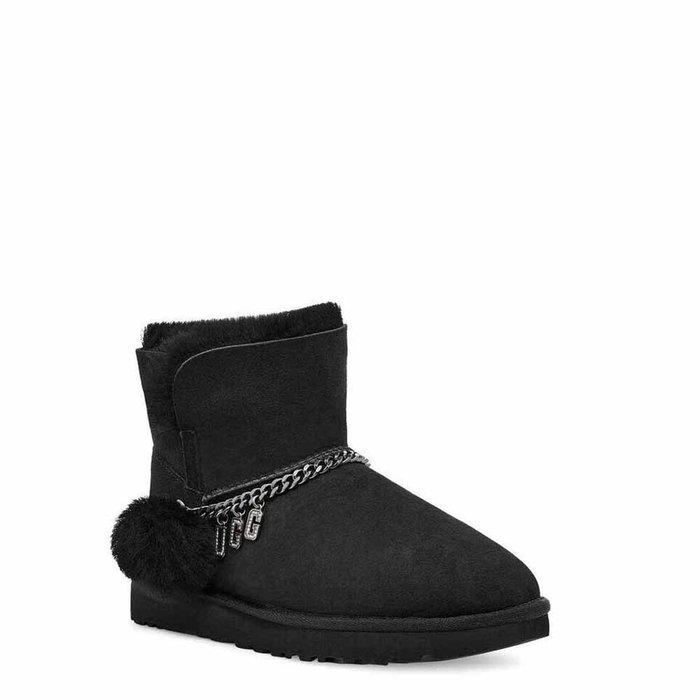UGG // CL UGG CHARM MINI / BLK - ::